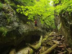 Walking Hiking Slovak Paradise National Park 4