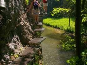Walking Hiking Slovak Paradise National Park 40