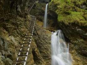 Walking Hiking Slovak Paradise National Park 41