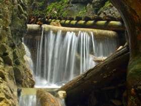 Walking Hiking Slovak Paradise National Park 42