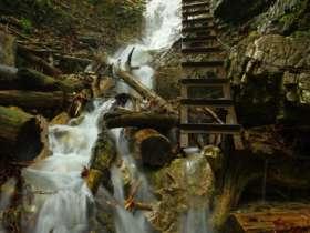 Walking Hiking Slovak Paradise National Park 43