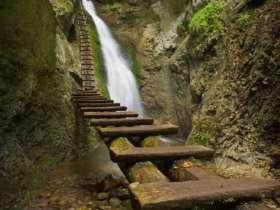 Walking Hiking Slovak Paradise National Park 48
