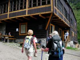 Tst Walking Holiday Tatra Mountains Slovakia 14