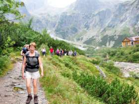 Tst Walking Holiday Tatra Mountains Slovakia 15