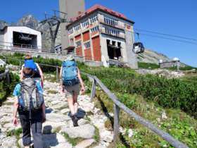 Tst Walking Holiday Tatra Mountains Slovakia 18
