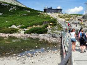 Tst Walking Holiday Tatra Mountains Slovakia 19