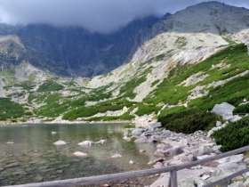 Tst Walking Holiday Tatra Mountains Slovakia 20