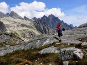 Tst Walking Holiday Tatra Mountains Slovakia 22