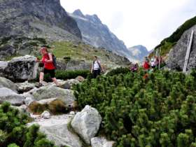 Tst Walking Holiday Tatra Mountains Slovakia 23