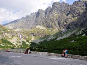 Tst Walking Holiday Tatra Mountains Slovakia 25