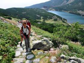 Tst Walking Holiday Tatra Mountains Slovakia 26