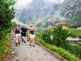 Tst Walking Holiday Tatra Mountains Slovakia 27