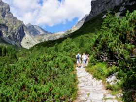Tst Walking Holiday Tatra Mountains Slovakia 3