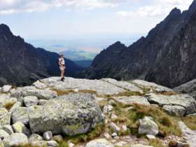 Tst Walking Holiday Tatra Mountains Slovakia 5