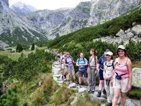 High Tatras Walking Tour Slovakia 11