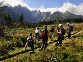 High Tatras Walking Tour Slovakia 2