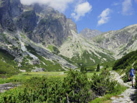 High Tatras Walking Tour Slovakia 4