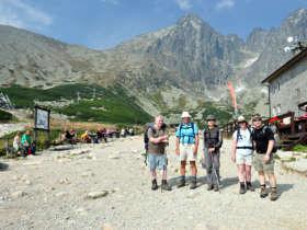 Self Guided Walking Holiday Tour High Tatras Slovakia 1