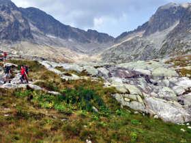 Self Guided Walking Holiday Tour High Tatras Slovakia 2
