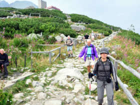 Self Guided Walking Holiday Tour High Tatras Slovakia 8