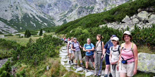 High Tatras Walking Tour Slovakia 11