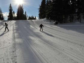 Cross Country Skiing High Tatras Strbske Pleso 12