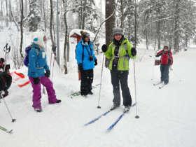Cross Country Skiing High Tatras Strbske Pleso 3