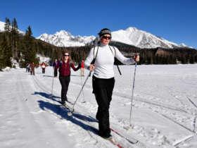 Winter Strbske Pleso High Tatras 34