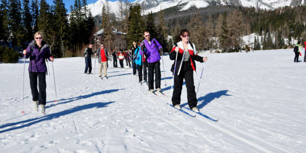 1 Cross Country Skiing High Tatras Strbske Pleso 16