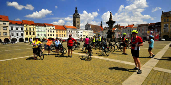 Cycle Prague Vienna 1