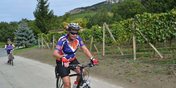 1 Cycling Holiday Slovakia