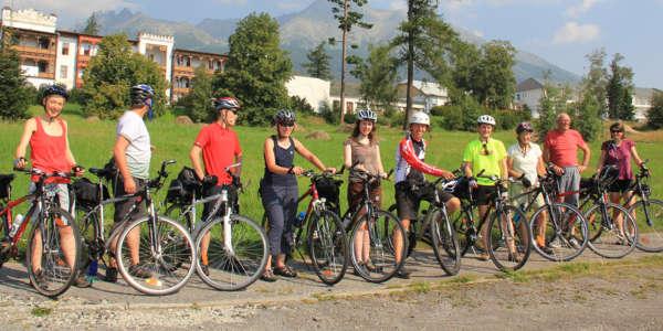 1 Slovakia Tatras Bike Tour