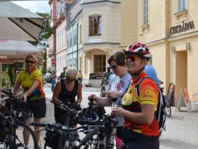 Cycling Moravia Czech Republic