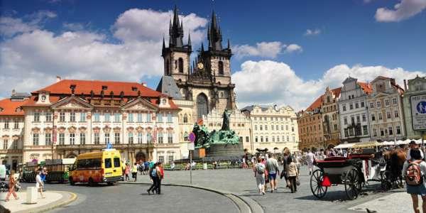 1 Prague