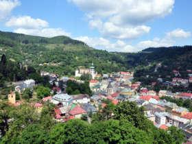 Discover slovakia banska stiavnica unesco