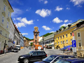 Discover slovakia banska stiavnica