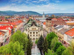 Discover slovakia kosice