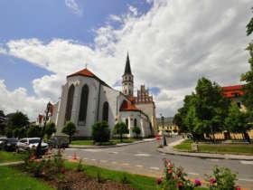 Discover slovakia levoca basilica