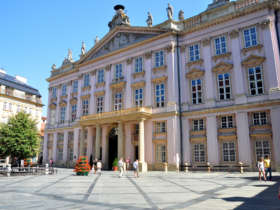 Discover slovakia primace palace