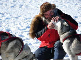 Dog Sledding High Tatras Slovakia 19