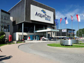 Aqua City Poprad Thermal Pools