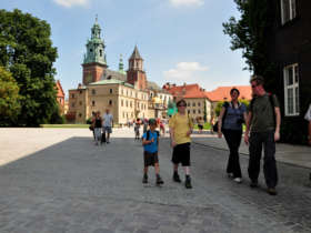 Family Holiday Krakow Poland