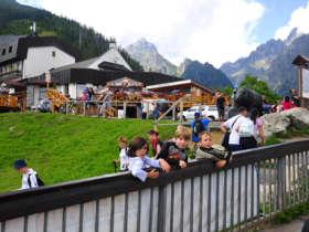 Family Holiday Hrebienok High Tatras Slovakia