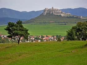 Spis Castle Slovakia