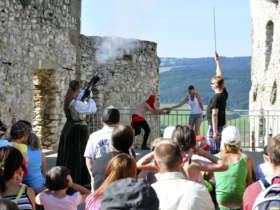 Spissky Hrad Castle Slovakia