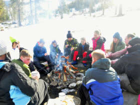 Outdoor Grilling Picnic High Tatras