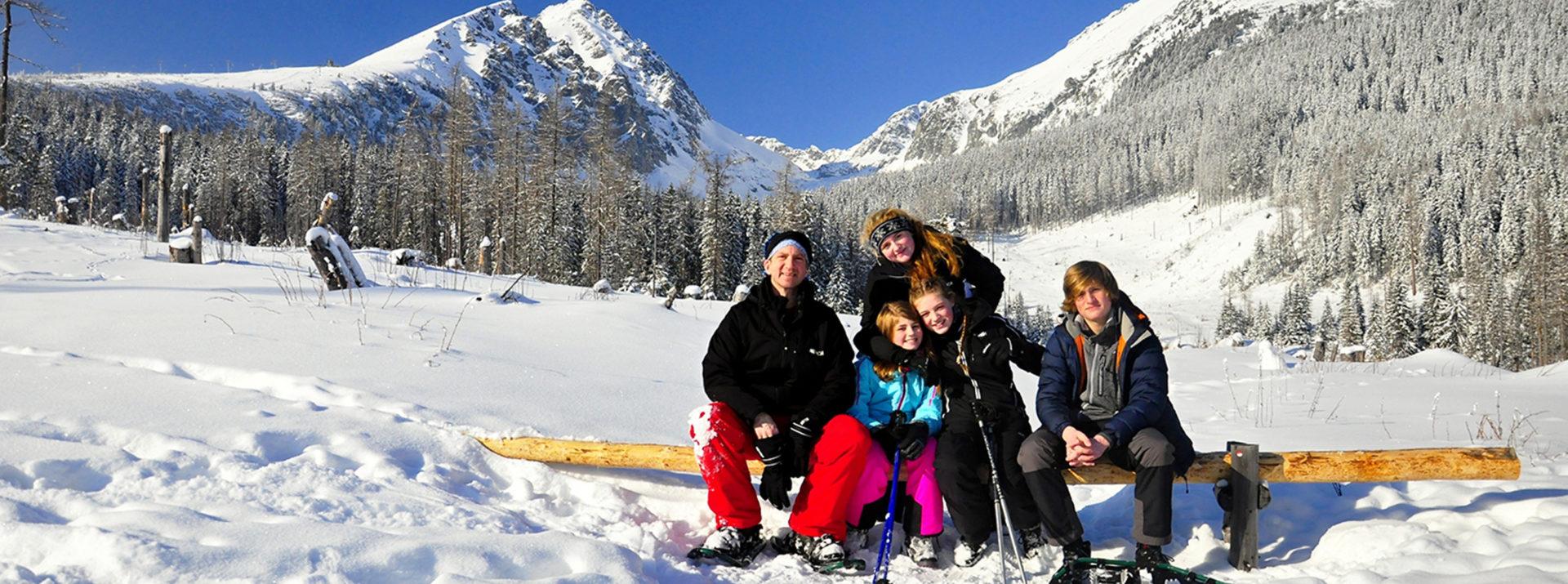 Family High Tatras