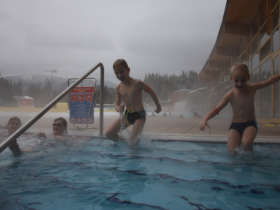 Thermal Pools Tatras Slovakia