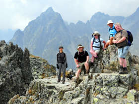 High Tatras Hut To Hut Trekking 1