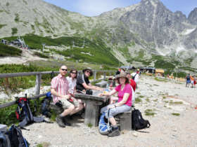 High Tatras Hut To Hut Trekking 2